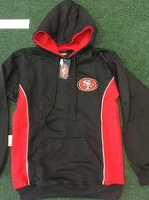 Black 49er Logo Sweatshirt
